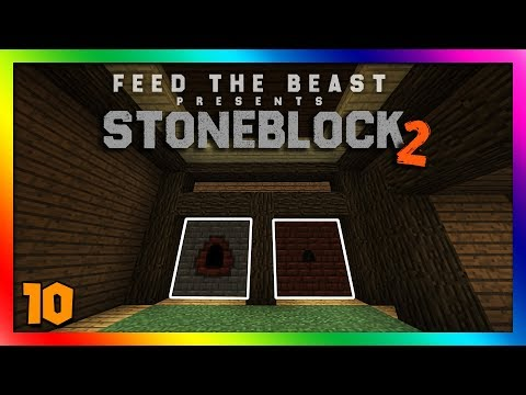 Stoneblock 2 ModPack - Draconic Evolution and Immersive Engineering
