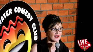 Lindsey Davies   LIVE at Hot Water Comedy Club