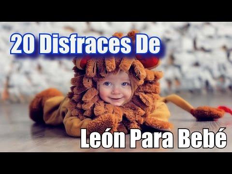 20 Nuevos Disfraces De Leon Para Bebe