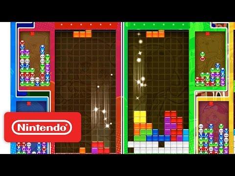 Puyo Puyo Tetris - Official Nintendo Switch Trailer thumbnail