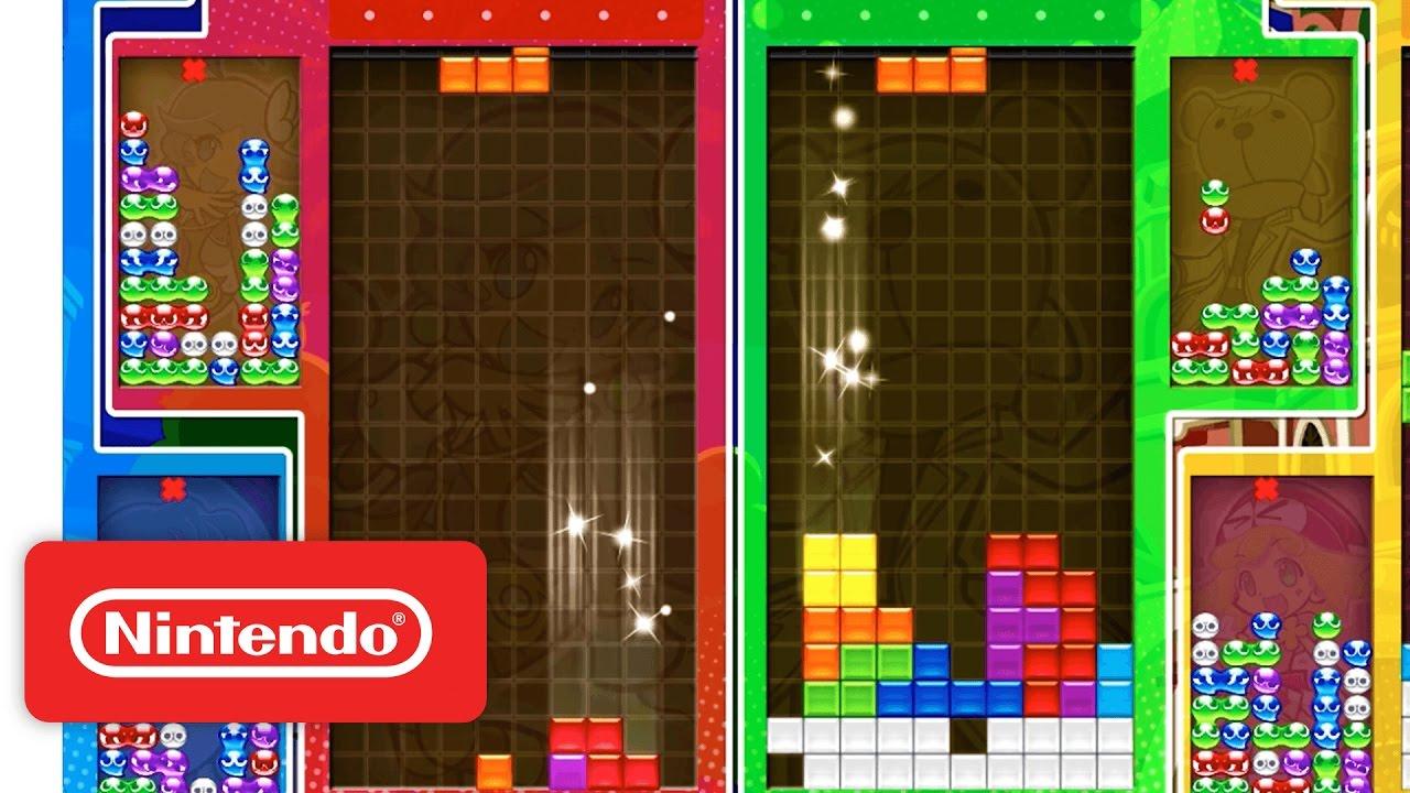 Trailer di Puyo Puyo Tetris