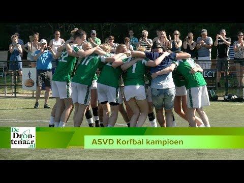 ASVD Korfbal speelt volgend seizoen in de Overgangsklasse C