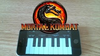 Mortal Kombat Theme Song on iPhone