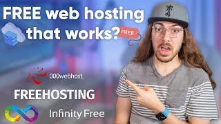 Is FREE Web Hosting Any Good? | 000webhost vs. FreeHosting.com