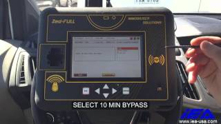 2015 FORD TRANSIT CONNECT KEY PROGRAMMING WITH ZED-FULL