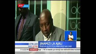 Watu tisa wafariki kwenye ajali katika barabara ya Nyeri-Nyahururu
