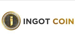 INGOT Coin ICO — Мировая экономика и мир криптовалют / Обзор ICO INGOT Coin по-русски