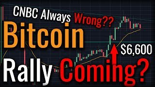 If Bitcoin Breaks This Level A Bitcoin Rally Is Coming! CNBC Always Wrong??