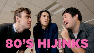 Wacky Hijinks from 80s Comedies Were Mostly Rape