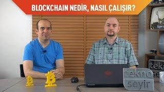 Bitcoin Ve Ethereum'un Kalbi Blockchain Nedir?