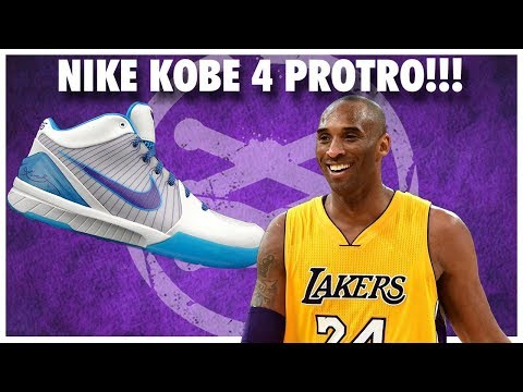 Nike Kobe 4 PROTRO in 2019 !!!