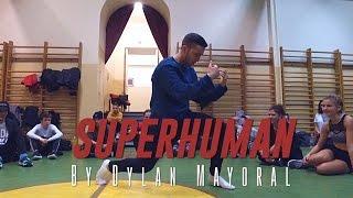 "Chris Brown ft. Keri Hilson ""Superhuman"" Choreography by Dylan Mayoral"