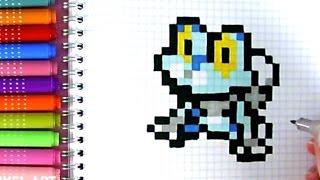 Tuto Pixel Amphinobi 123vid