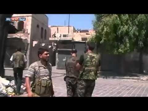 سوريا .. عشرات القتلى والحر يسقط مروحية