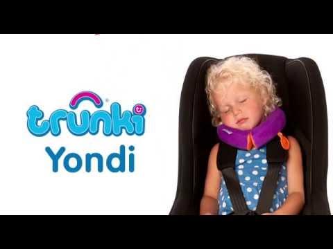 Reisipadi Trunki Yondi Mylo hind ja info | Laste aksessuaarid | kaup24.ee