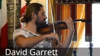 David Garrett suona il Cannone di Paganini