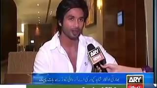 Kya Shahid Kapoor Muslim Hai he Praises Atif Aslam    الدليل على ان شاهد كابور مسلم   YouTubevia tor