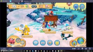 Animal Jam Play Wild | Second Location of SalesMan!!