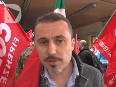 Marco Chellini, Filt Cgil - VIDEO
