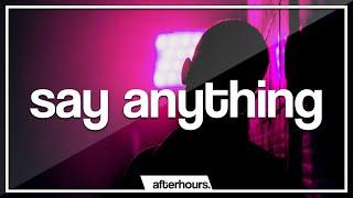 HRTLSS - Say Anything (Lyrics) Feat. Huntar
