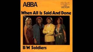 Abba - When all is said and done (Extended version)
