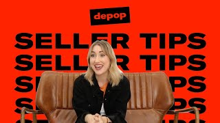 How To Be A Top Seller On Depop | Seller Tips: A New Depop Series