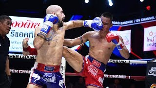 FULL | Muay Thai Super Champ | 31/03/62 | ช่อง8 มวยไทยซุปเปอร์แชมป์