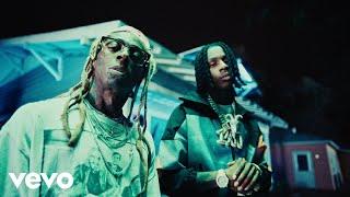 Kadr z teledysku GANG GANG tekst piosenki Polo G & Lil Wayne