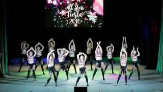Lady Style by Вероника Рутковская.Begginers Choreography All Stars Fiesta 2016