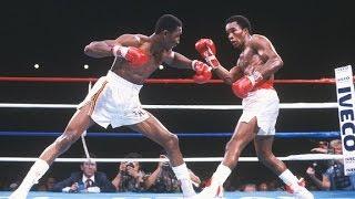 Sugar Ray Leonard vs Thomas Hearns #Legendary Night# HD