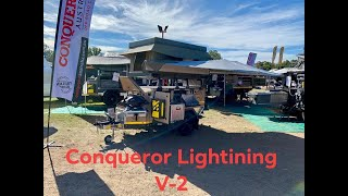 Conqueror Lightening V-2 Walk Around Video