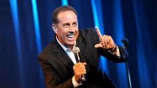 Jerry Seinfeld I'm Telling You For The Last Time Full Show - Stand Up Comedy Central 2015