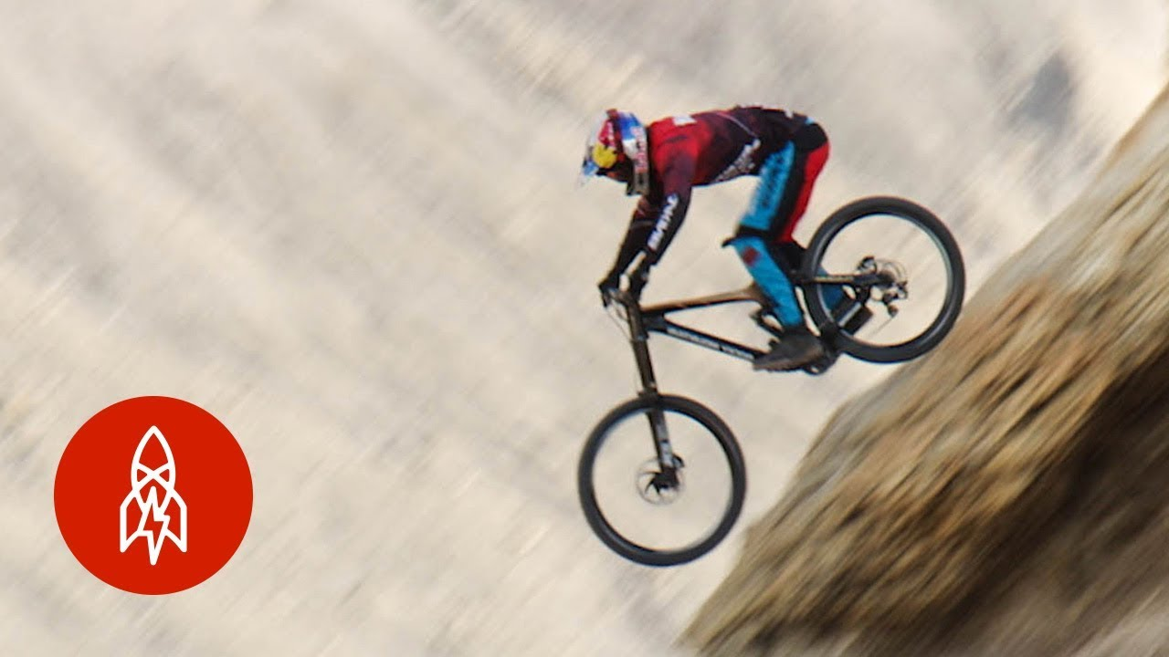 Darren Berrecloth professional mountain biker