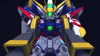 VideoImage1 SD Gundam G Generation Cross Rays Deluxe Edition