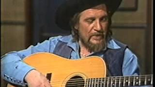 Waylon Jennings, Johnny Cash on Late Night, 1983, 1985