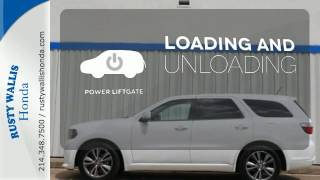 2013 Dodge Durango Dallas TX Fort Worth, TX #S7033 - SOLD
