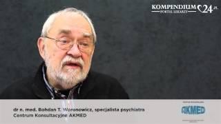 Na czym polega leczenie uzależnienia od alkoholu - wyjaśnia dr med. B. Woronowicz