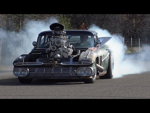 WHEN MECHANICS LOSE THEIR MINDS - EXTREME CRAZY ENGINES