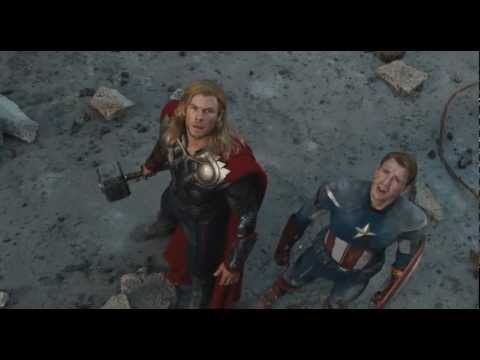 Trailer Los Vengadores