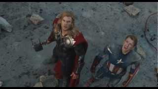 Tráiler Español The Avengers
