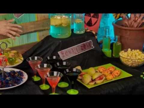 Zombie Dekoration für Halloween