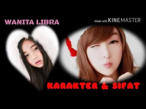 Video SIFAT & KARAKTER WANITA LIBRA