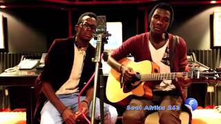 Soul Afrika's Ed Sheeran 'Thinking Out Loud' Cover