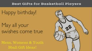 Best Gifts For Basketball Players (2020 Buyers Guide)