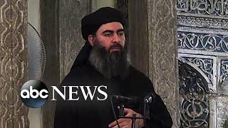 ISIS leader al-Baghdadi dead after US raid in Syria: What we know | Nightline