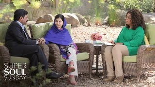 Go Soul to Soul with Malala Yousafzai and Her Father, Ziauddin   SuperSoul Sunday   OWN