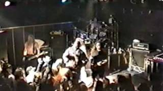 Fear Factory - Your Mistake (Live @ Corona, USA, 1994)