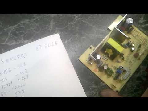 AVS energy BT 6025