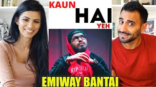 EMIWAY - KAUN HAI YE | Music Video REACTION!!!