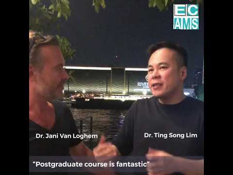 M21-Master course in non-surgical facial transformation: Testimonial by Dr. Ting Song Lim